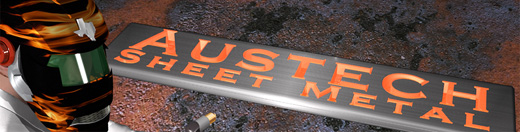 Austech Sheet Metal