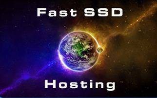 Fast SSD Hosting